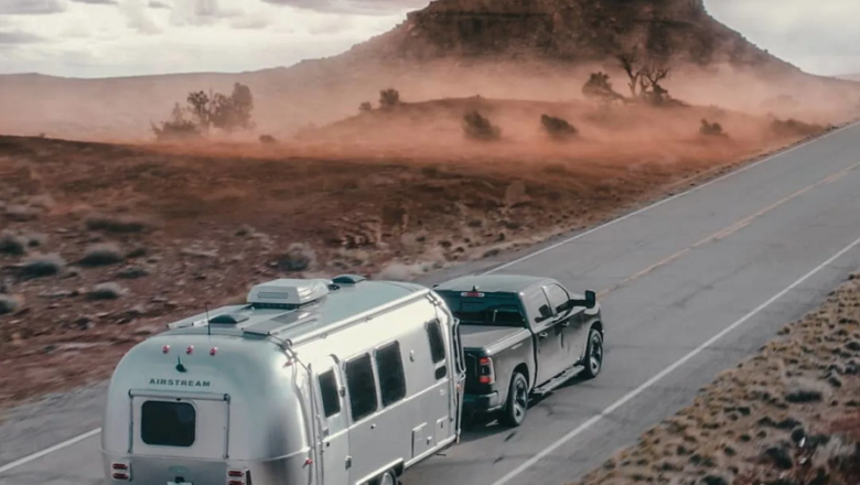 The Dream Of Every Expert Traveler, Driving An Airstream